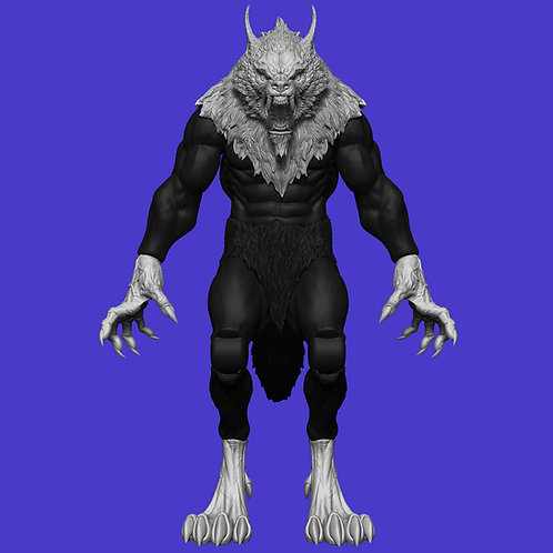 Werewolf Budget Kit (for Ogre)