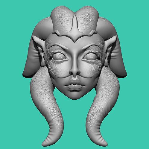 Ianthe, Space Siren