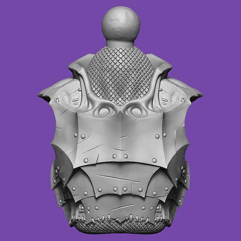 Lorc Armored Torso