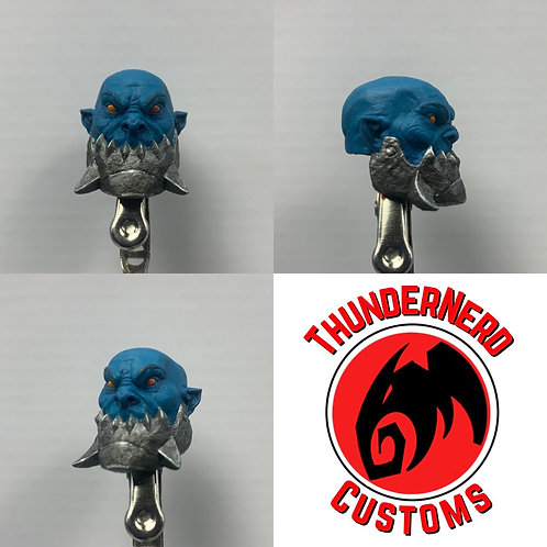 Blue Trismus- Painted by @masterofthethundernerds