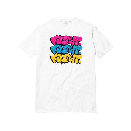 filthy. Graffiti S/S T-Shirt