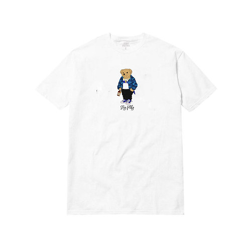 Stay Filthy Co. Blue Polo Oso S/S T-Shirt