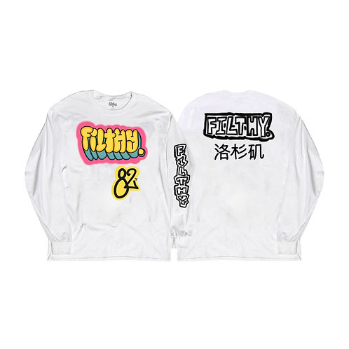 filthy. Rico L/S T-Shirt