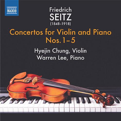 Seitz Violin Concertos Vol.1