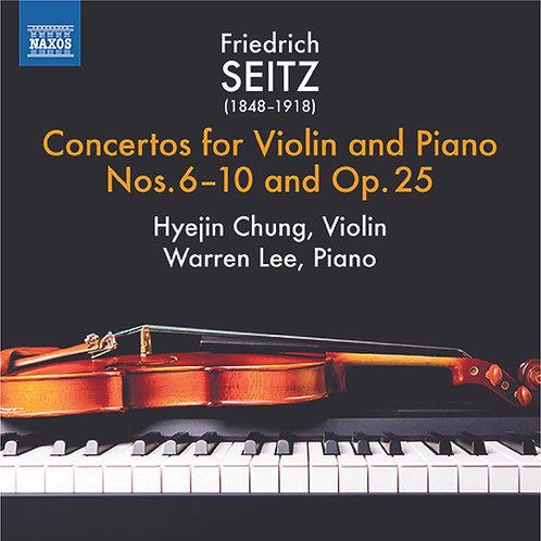 Seitz Violin Concertos Vol.2