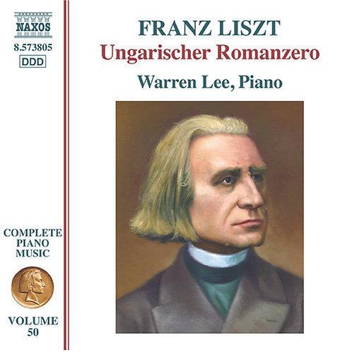Liszt Ungarischer Roamnzero