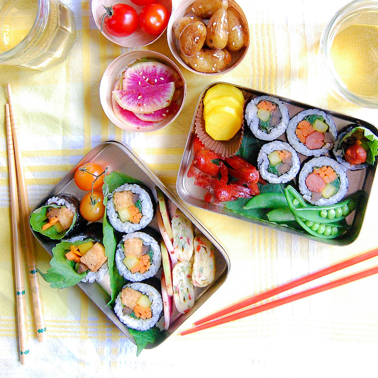 4-7PM) Build Your Korean Picnic Meal