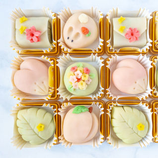 GLUTEN FREE & VEGAN TEA TREATS