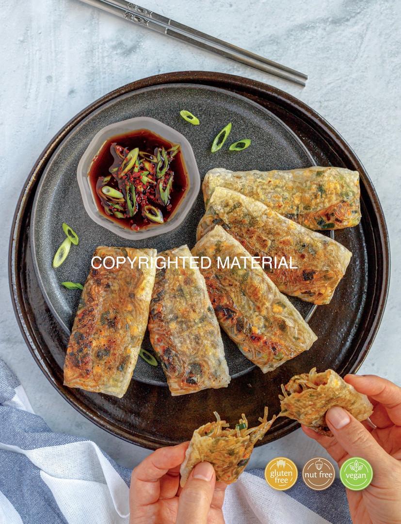 Flat Dumplings Photo