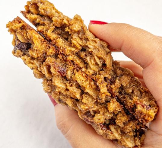 Oatmeal Cookie Side