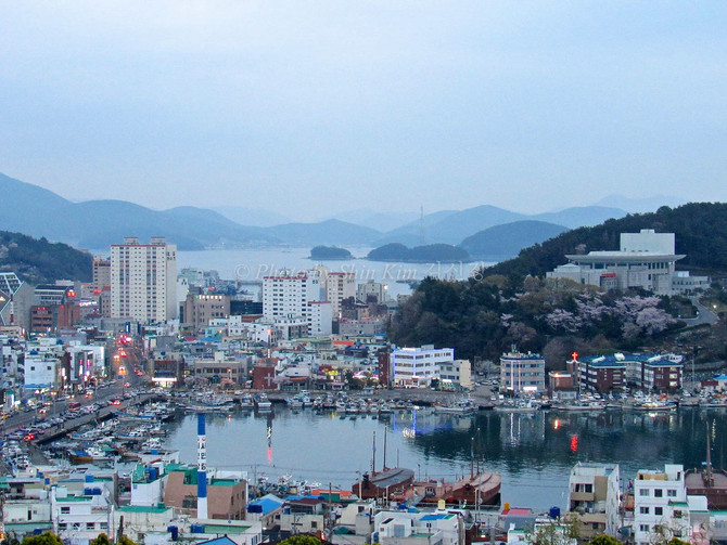 Exploring Tongyeong (통영)