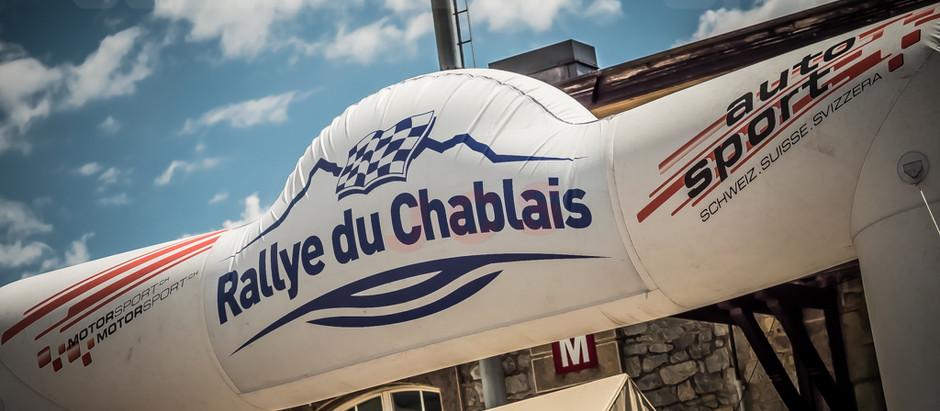 """Rallye du Chablais 2021 """"On y croit !"""""""