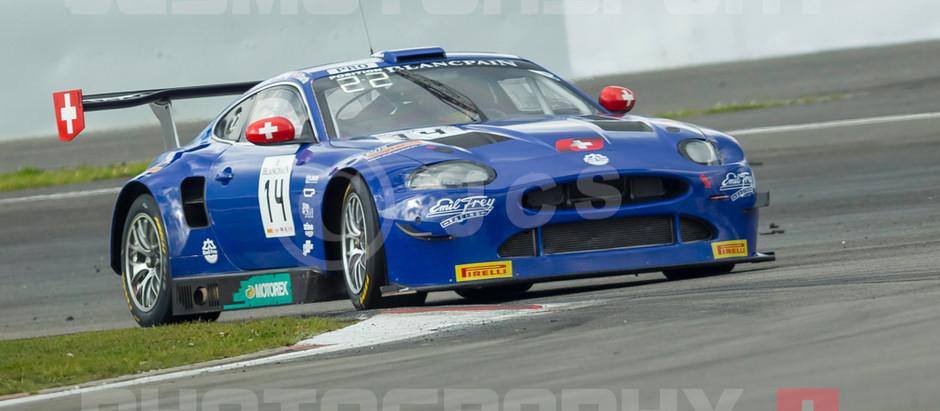 The Jaguar GT3 Emil Frey Racing history