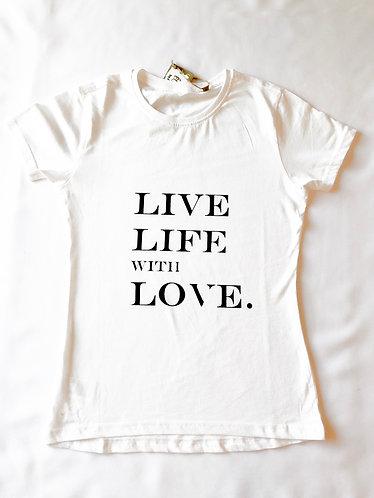 Live Life with Love - Men's Tee