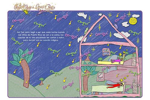 La Canción Mágica de Sona y Dora (Sp. pg-24-25)