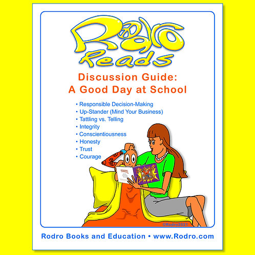 A Good Day at School: Discussion Guide