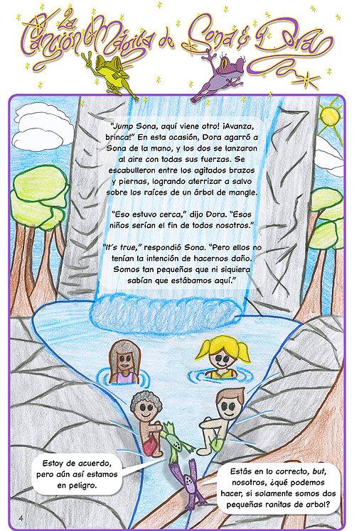 La Canción Mágica de Sona y Dora (Sp. pg-4)