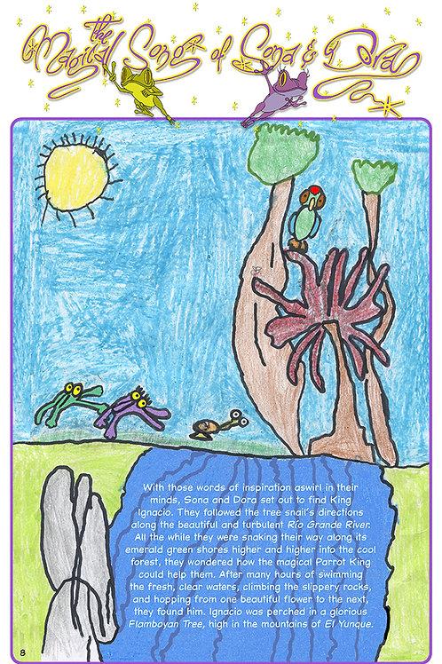 The Magical Song of Sona & Dora (Eng. pg-8)