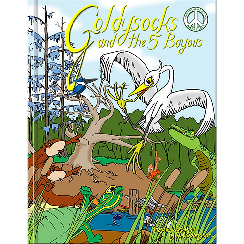 Goldysocks & The 5 Bayous