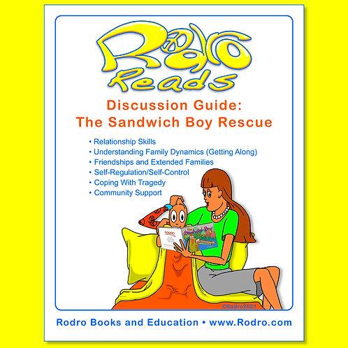 The Sandwich Boy Rescue: Discussion Guide