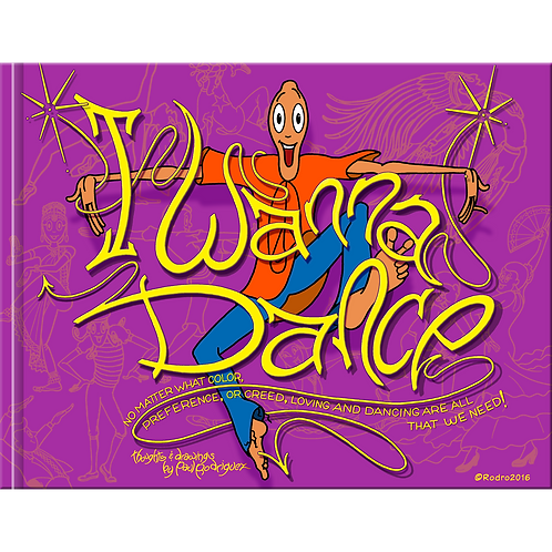 I Wanna Dance! (E-Bk)