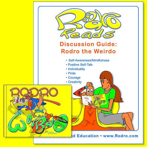 Rodro the Weirdo: Book & Discussion Guide