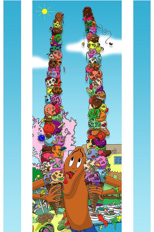 Ice Cream Towers