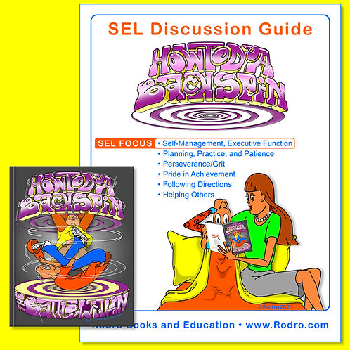 How to Do a Back-Spin: Book & Discussion Guide