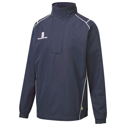 Quarter Zip Rain Jacket