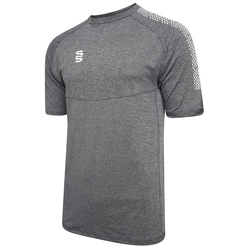 Grey Dual Gym Shirt