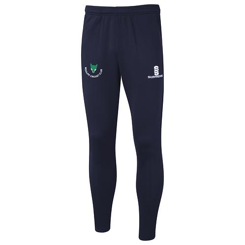Junior Tek Slim Training Pants - Woolpit CC
