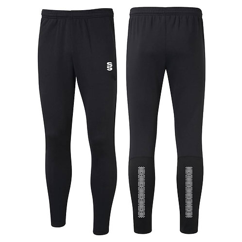 Black Dual Performance Skinny Pant