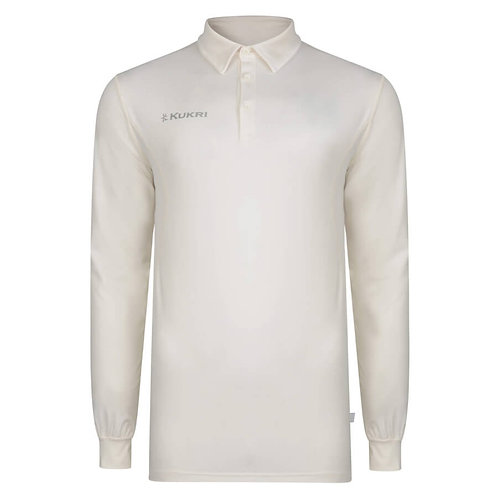 Adult Long Sleeve Cricket Jersey