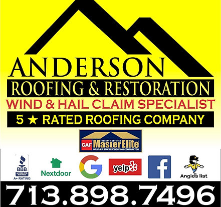 Anderson Roofing and Restoration