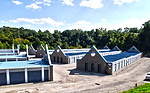 Storage units in Penn Hills.
