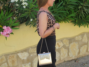 How I wore Rhona Anne on my recent trip to Spain