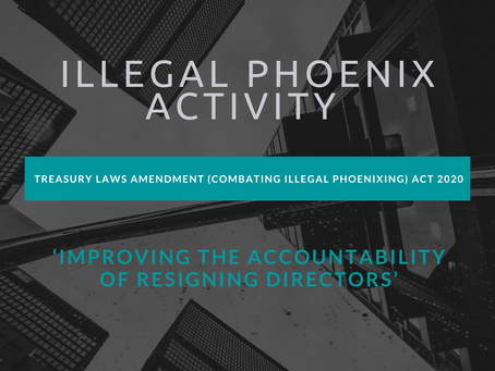 Improving the Accountability of Resigning Directors