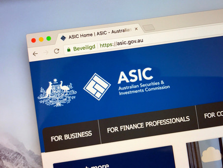 The Responsible ASIC Registered Agent Course is now offered as a Self-Paced eLearning Course..