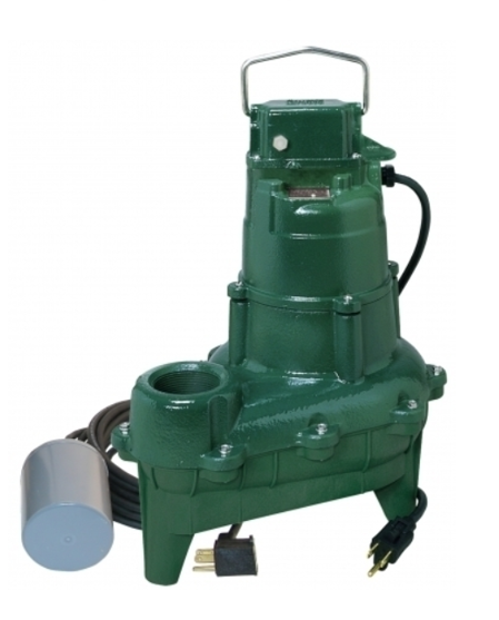 Lubi Submersible sewage dewatering pump.