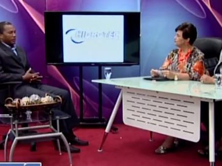 Entrevista a Teodoro Castro en Opinión Pública