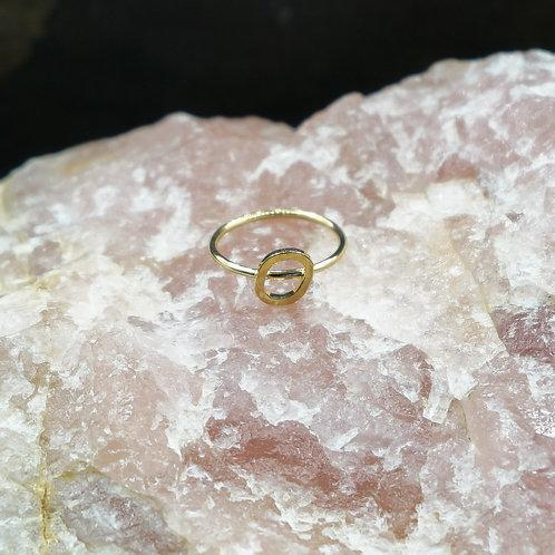 Rosie Ring 14k Vermeil