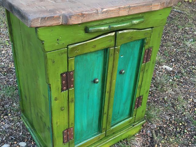 MeMe's Washstand Cabinet