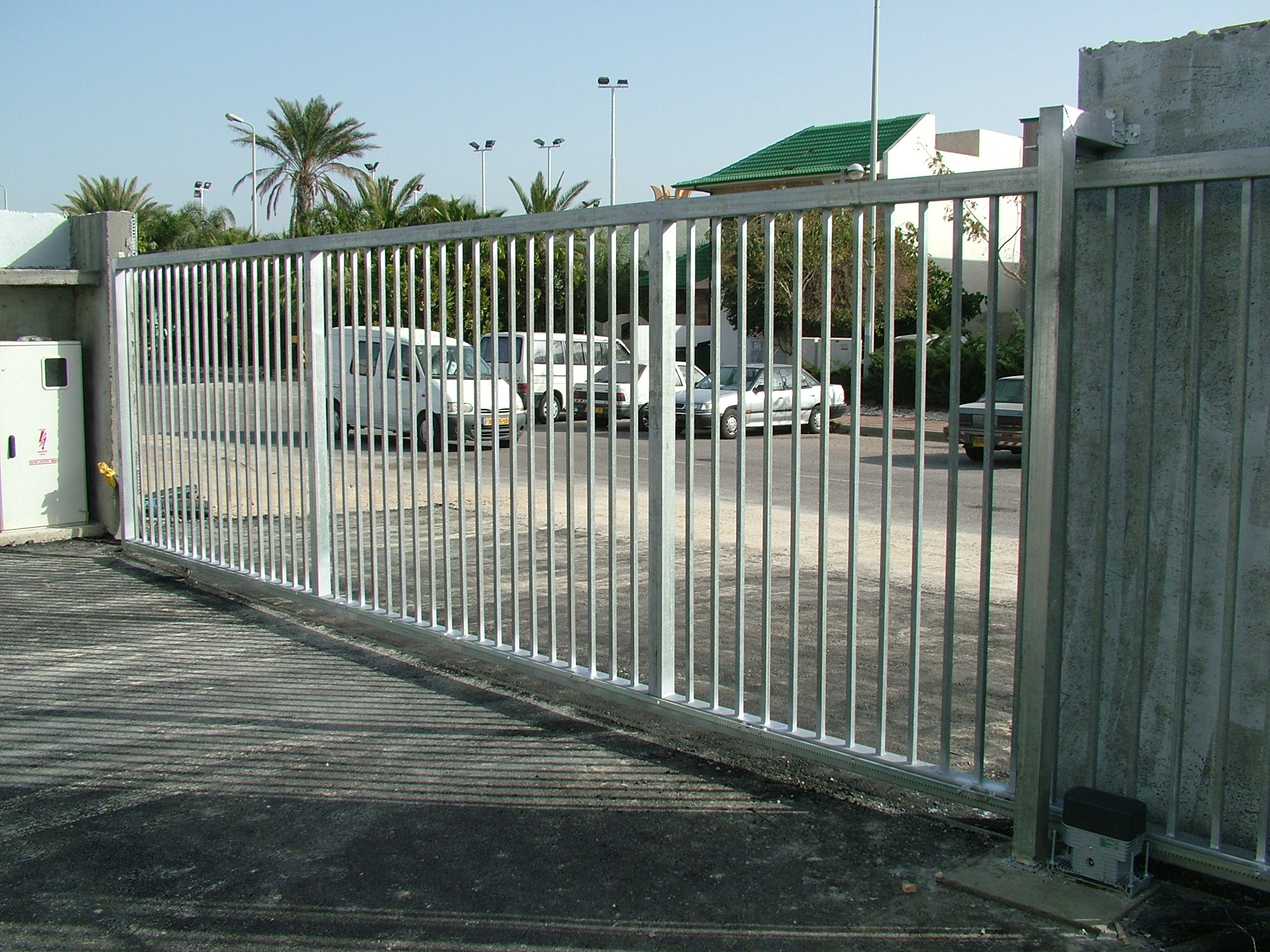 שערים נגררים