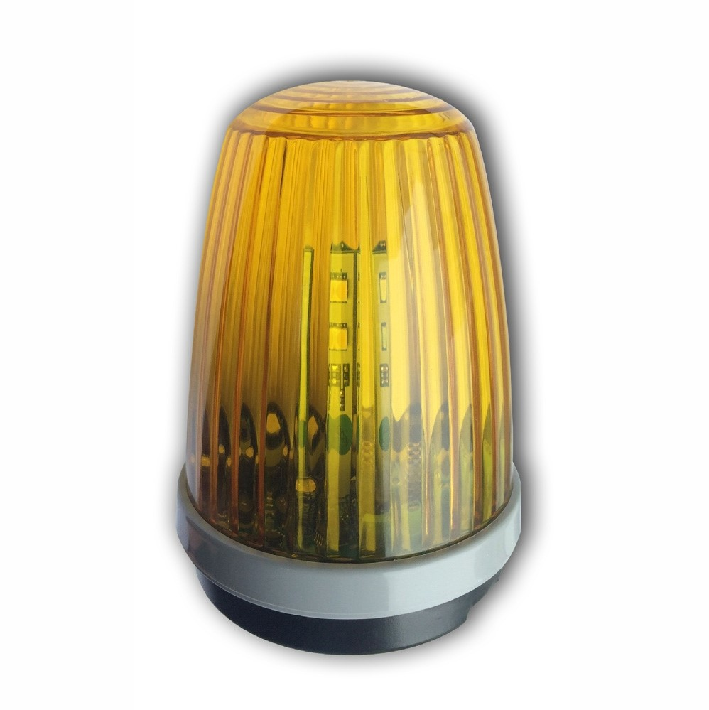 מנורה מהבהבת