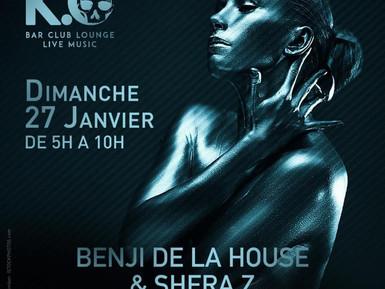 After Party K.O. Club Paris / Dimanche matin 5h/10h
