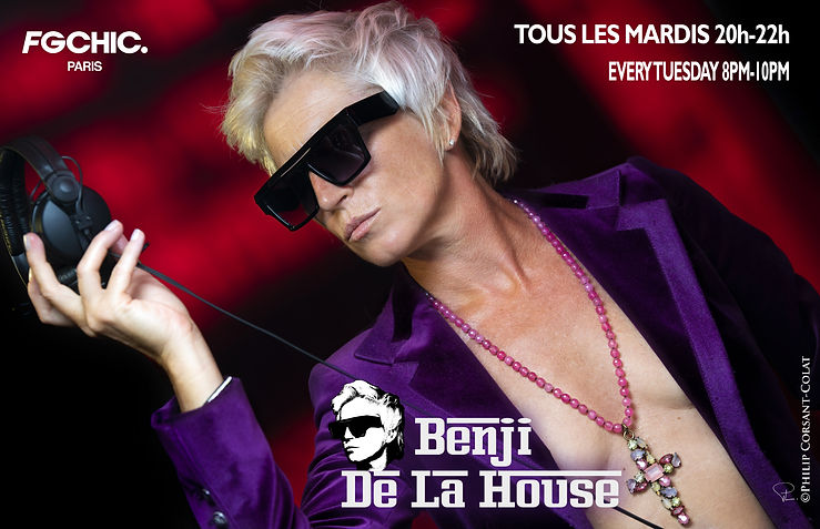 Benji De La House - FG Chic Promo TOUS L