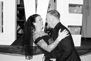 bride and groom weddings in brighton