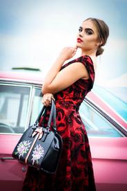 vintage fashion photogrpaher, commercial fashion