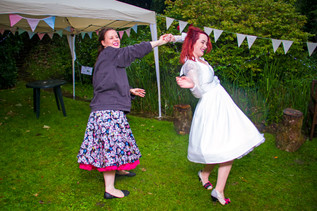 alternative wedding photographer and vid