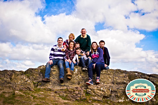 asian family portrait photographer in peacehaven east sussex